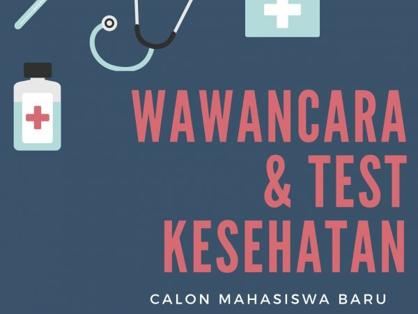 TEST KESEHATAN CALON MAHASISWA BARU FIKES UMC 2020